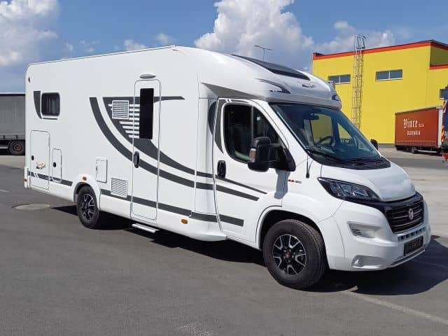 nový Orange camp T740 Exclusive (model 2021) 69900 €
